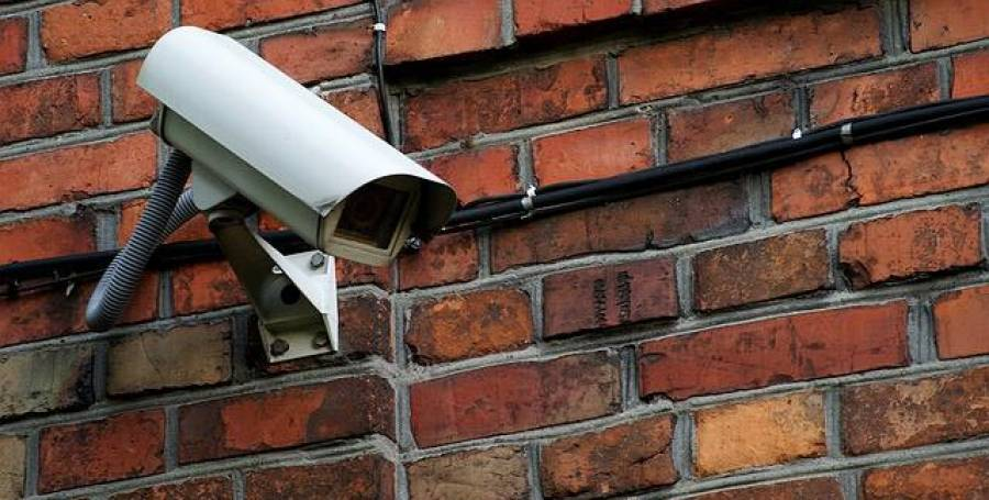 Cameras de condomínio podem gravar áudio e vídeo?