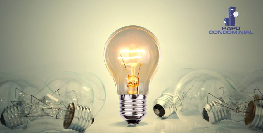 Confira cinco dicas práticas para economizar na conta de luz do seu condomínio
