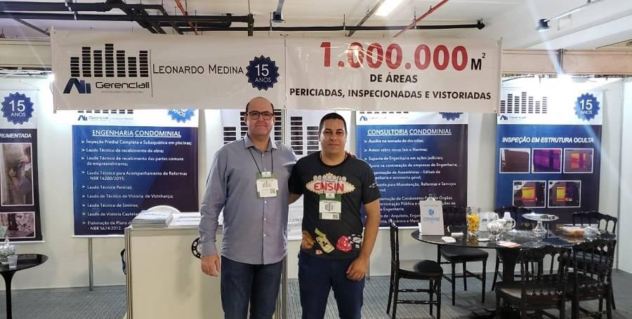 Entrevista Especial com o Eng Leonardo Medina da Gerenciall Engenharia no Papo Condominial Cast